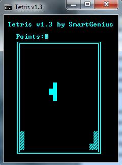 Tetris на батниках