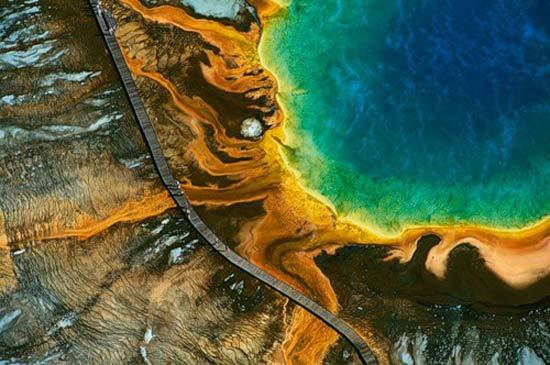 Йеллоустонский национальный парк, Вайоминг, США